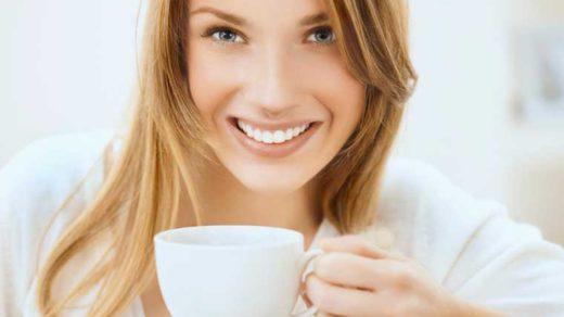Чай – противник белизны зубов