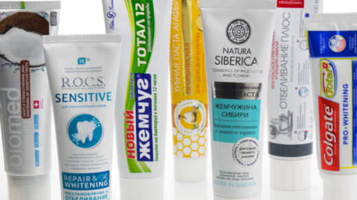 Как выбрать зубную пасту - тестирование Росконтроль